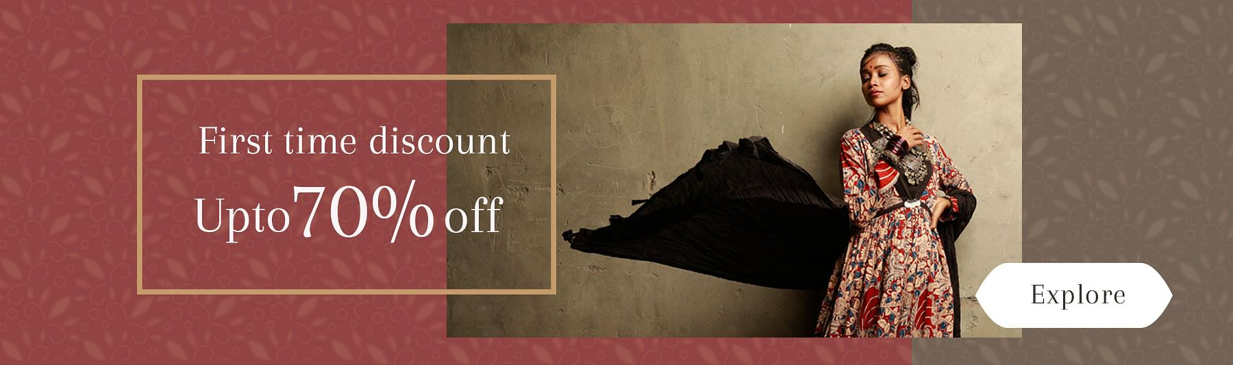 SPECIAL OFFER | Upto 50% Off on Womens Fashion Trends + Reedem Coins On Paying Online